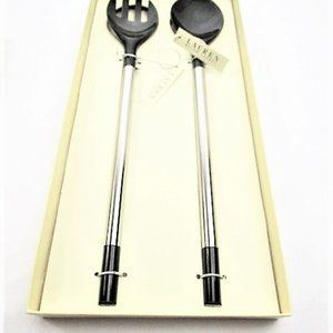 NIB Ralph Lauren Salad Serving Set